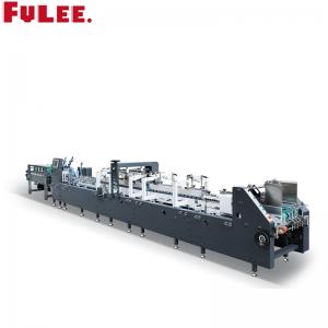 AS Series Automatic High Speed Bottom Lock Folding Gluing Machine