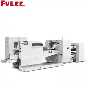 FLJD-G350J/G250J Series Full Automatic High Speed Paper Bag Machine