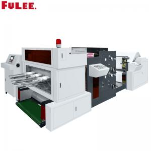 FLCQ-Y Series Flexo Printing Machine Inline Punching Machine
