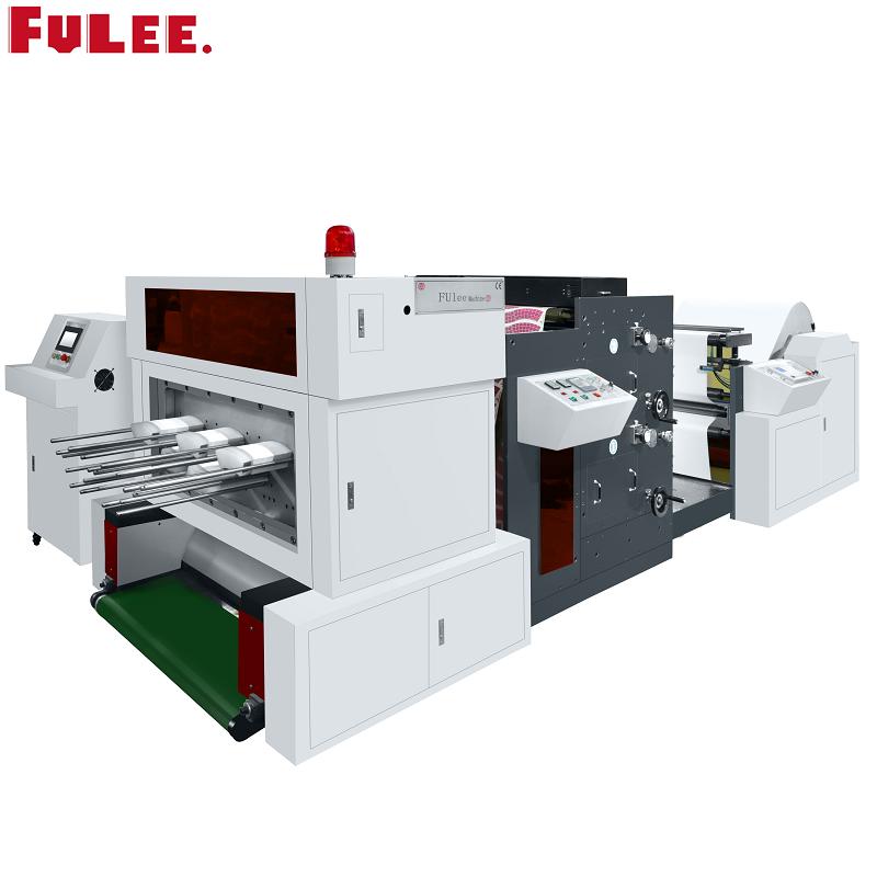 FLCQ-Y Series Flexo Printing Machine Inline Punching Machine Featured Image