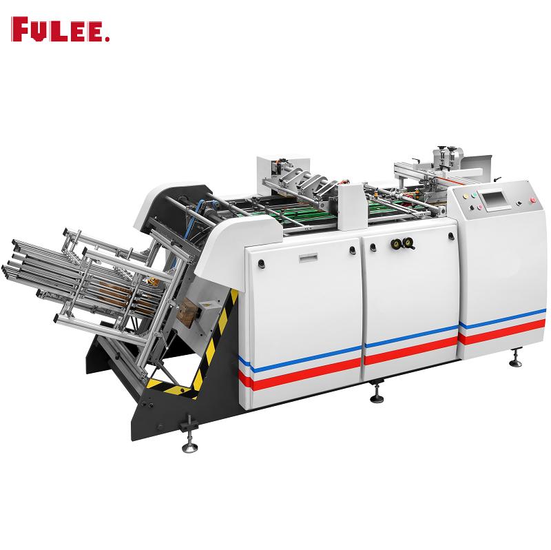 FL-ZH Series Carton Erecting Machine Featured Image