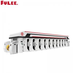 Electronic Line Shaft (ELS-300) Rotogravure Pri...