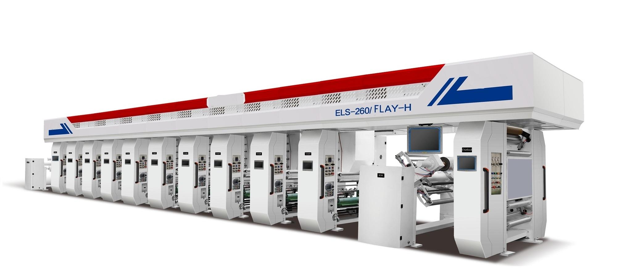 Fulee ELS-260 Series Rotogravure Printing Machine