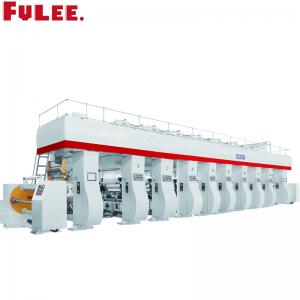 ELS220/FLAY-E Series Rotogravure Printing Machine
