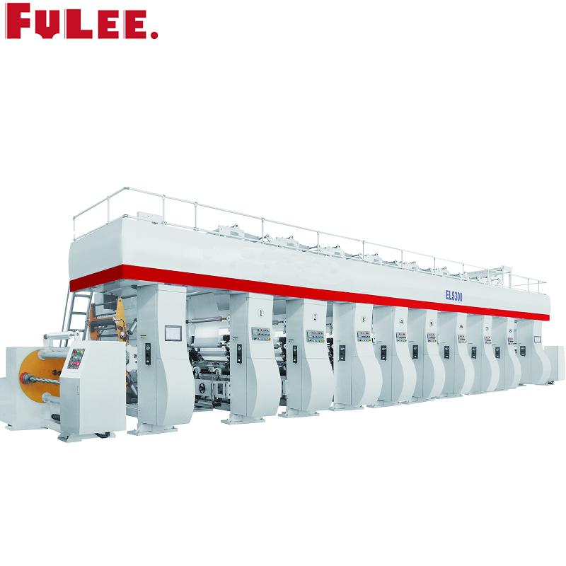 ELS220/FLAY-E Series Rotogravure Printing Machine Featured Image