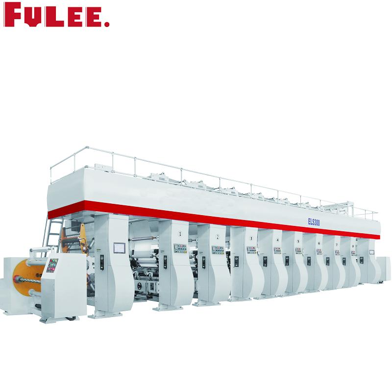 FLAY-CS Series Rotogravure Printing Machine Featured Image