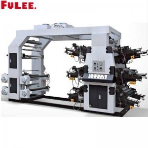YT SERIES 6 COLOURS MEDIUM SPEED STACK TYPE FLEXO PRINTING MACHINE