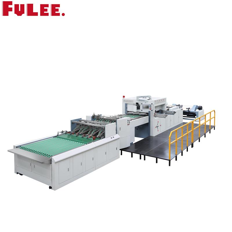 FLMQ-Q Series Roll Paper Die Cutting Stripping Machine Featured Image