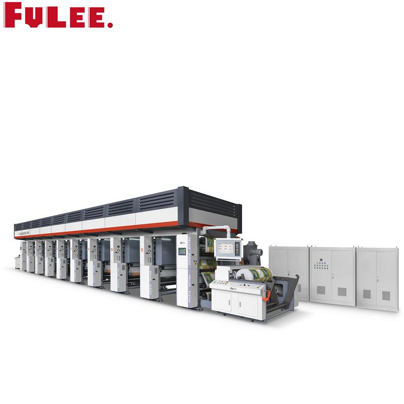 YT-E High Speed Unit Type Flexo Printing Machine Featured Image