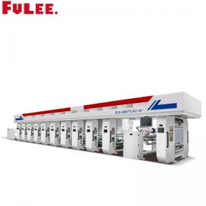 ELS-260 Series Rotogravure Printing Machine