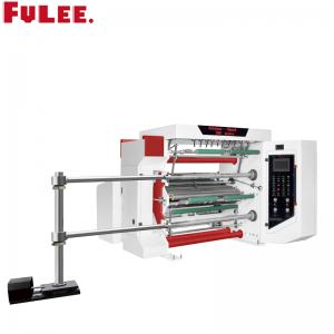 LFQ-F Series High Speed Slitting & Rewinding Machine