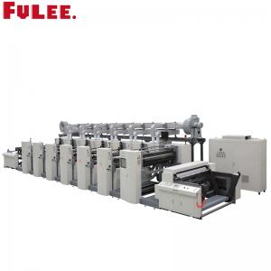 YT-C Unit Type Flexo Printing Machine